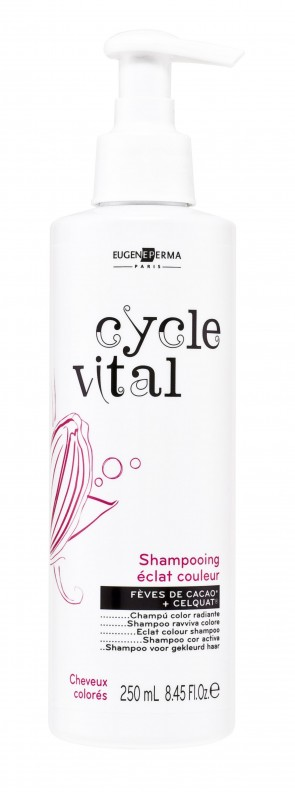CHAMPU COLOR RADIANT CYCLE VITAL EUGENE  250ML