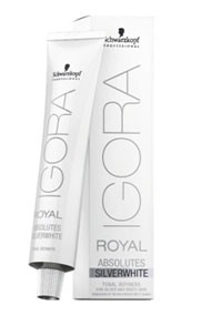 IGORA ROYAL ABSOLUTES SILVERWHITE  60 ML SCHWARZKOPF