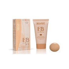 CREMA HIDRATANTE BBCREAM 02 SPF 15 50ML SELVERT