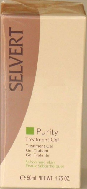 GEL TRATAMIENTO PURITY 50 ML SELVERT
