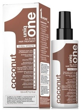 TRATAMIENTO UNIQ ONE COCONUT ALL IN ONE HAIR 150 ML REVLON