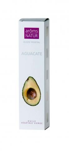 ACEITE VEGETAL AGUACATE 100 ML AROMS NATUR