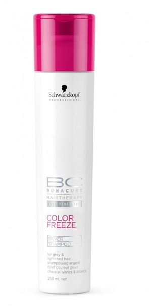 CHAMPÚ COLOR FREEZE SILVER  SCHWARZKOPF