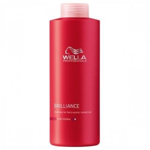 CHAMPÚ BRILLIANCE CABELLO FINO/NORMAL 1000ML WELLA PROFESSIONALS