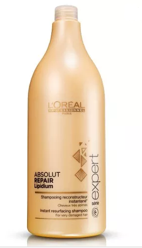 CHAMPU  ABSOLUT REPAIR LIPIDIUM 1500 ML LOREAL PROFESSIONNEL