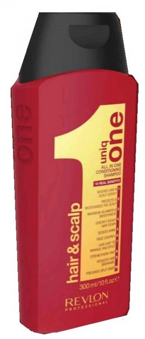 CHAMPU ACONDICIONADOR UNIQ ONE 300 ML REVLON