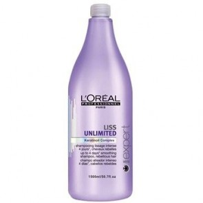 CHAMPU ALISADOR EXPERT LISS UNLIMITED 1500 ML LOREAL