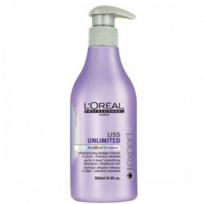 CHAMPU ALISADOR EXPERT LISS UNLIMITED 500ML LOREAL