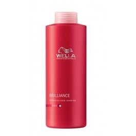 CHAMPU BRILLIANCE CABELLO GRUESO 1000ML WELLA PROFESIONALS