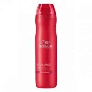 CHAMPU BRILLIANCE FINO/NORMAL 250ML WELLA PROFESSIONALS