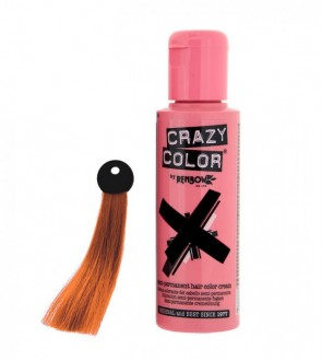 CREMA COLORANTE – CORAL RED  N. 57 100ML CRAZY COLOR