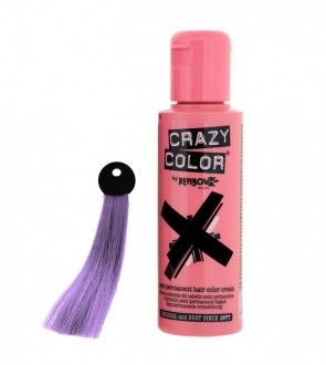 CREMA COLORANTE – LILAC  N .55 100ML CRAZY COLOR