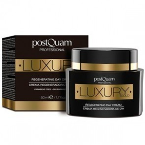 CREMA DIA TARRO LUXURY GOLD 50 ML POSTQUAM PROFESSIONAL