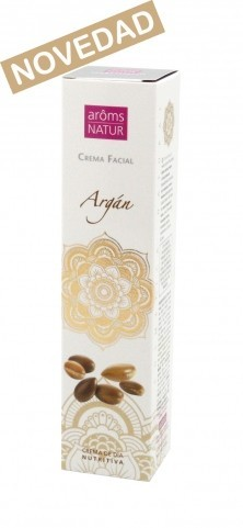CREMA FACIAL DE ARGAN 50ML AROMS NATUR
