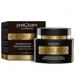 CREMA NOCHE LUXURY GOLD TARRO 50 ML POSTQUAM PROFESSIONAL