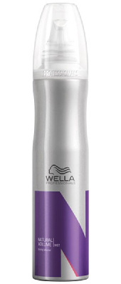 ESPUMA FIJADORA NATURAL VOLUME 500ML WET WELLA PROFESSIONALS