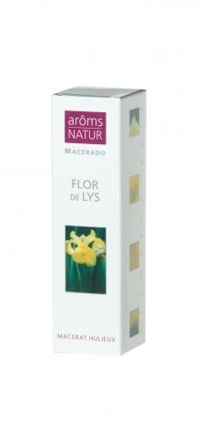 EXTRACTOS MACERADOS FLOR DE LYS 100 ML AROMS NATUR
