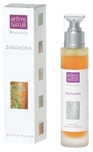 EXTRACTOS MACERADOS ZANAHORIA 100 ML AROMS NATUR