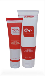 GEL FRESH PIERNAS CANSADAS THUYA