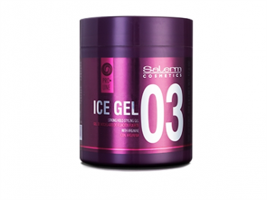 ICE GEL CERA CAPILAR 500 ML.