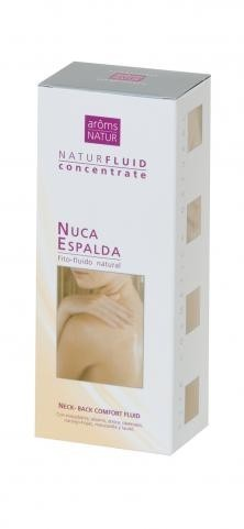 NATUR FLUID CONCENTRATE- Nuca Espalda- 100ml AROMS NATUR