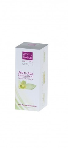 NATURAL SERUM ANTI-EDAD 15ML AROMS NATUR