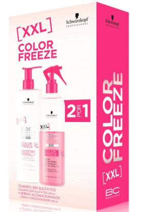 PACK XXL COLOR FREEZE SCHWARZKOPF
