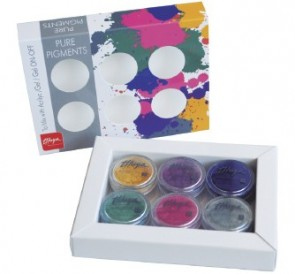 PACK COLOR ACRÍLICO PURE PIGMENTS THUYA