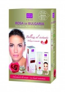PACK ROSA DE BULGARIA AROMS NATUR