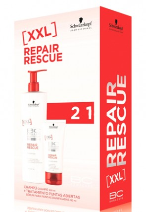 PACK XXL REPAIR RESCUE SCHWARZKOPF