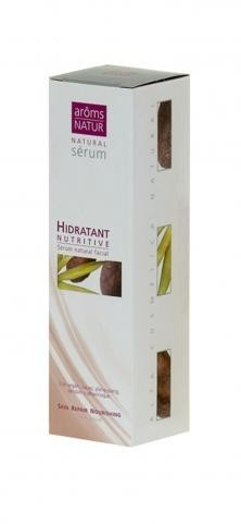 SERUM NATURAL HIDRATANT NUTRITIVE 30ML AROMS NATUR