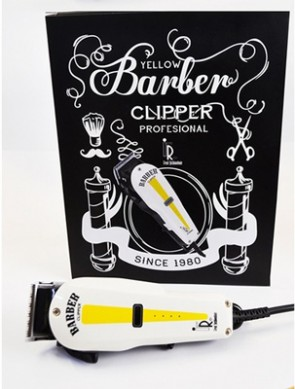 MÁQUINA DE CORTE YELLOW BARBER CLIPPER IRENE RIOS